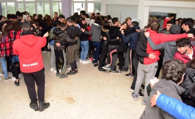 Gençlik Dairesi, Kantara Kış Kampı tamamlandı