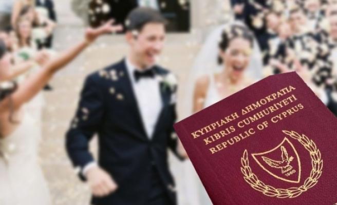 """Güneyde """"paravan evlilik"""" gündemde"""
