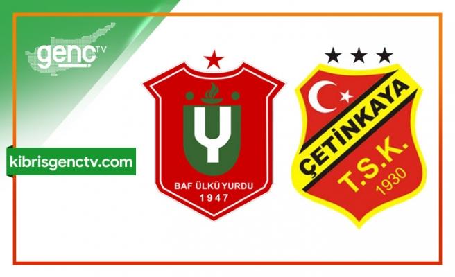 Güzelyurt'ta 2 gol