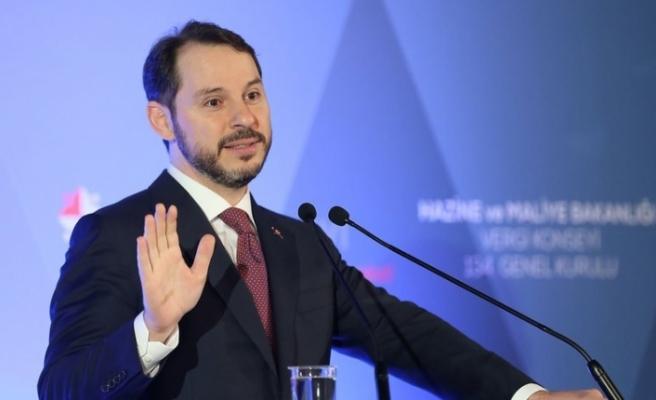 """Hazine ve Maliye Bakanı Albayrak: """"Enflasyon hedeflediğimiz yönde gidiyor"""""""