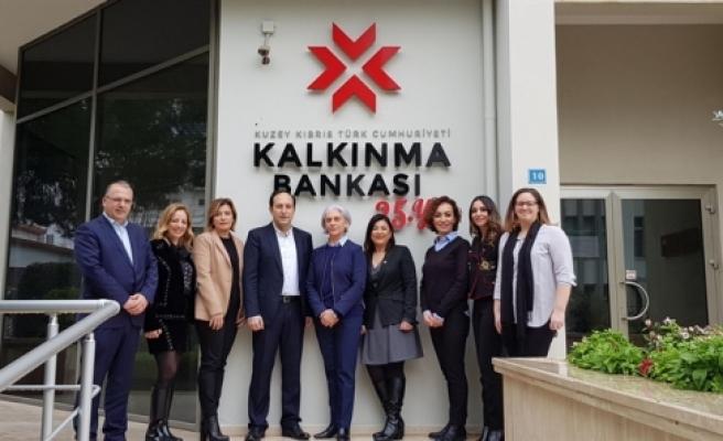 İş Kadınları Derneği, Mustafa Besim'i ziyaret etti