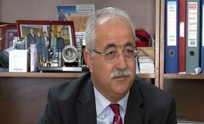 """KIB- TEK'te yaşananlar 4'lü koalisyon hükümetinin uyum içinde icraat yapamadığının göstergesidir"""""""