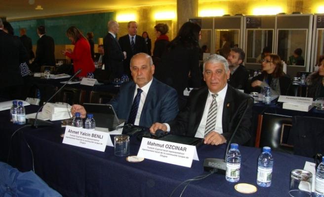 Kıbrıs Türk Belediyeler Birliği Heyeti  Sırbistan'da