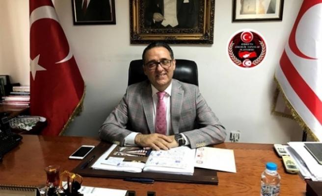 """KKTC İstanbul Başkonsolosu: """"Rumlar hiç bir şekilde uzlaşı taraftarı değil"""""""