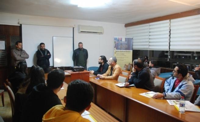 KTEMB elektriksel alan projesi eğitimlerine Lefkoşa, Mağusa ve Girne'de başlandı