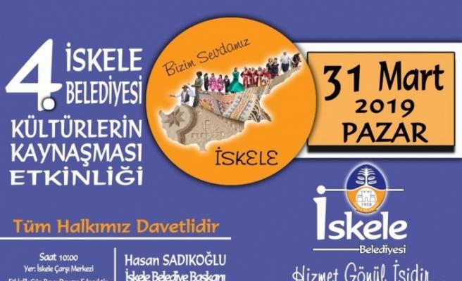 Kültürlerin Kaynaşması Etkinliği 31 Mart'ta