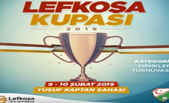 Lefkoşa Kupası'nın ikincisi gerçekleştirilecek