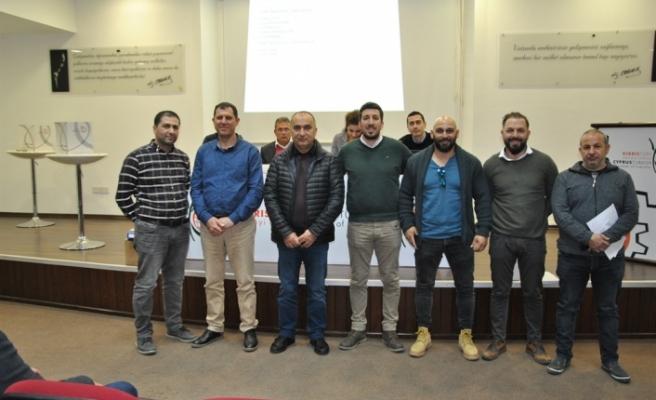 Mobilya Sanayicileri Derneği (MOSAD) 1. Olağan Genel Kurulunu Yaptı