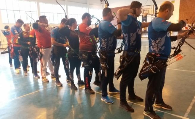 Okçular Girne'de yarıştı