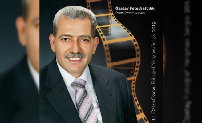 Öztan Özatay anısına düzenlenen 11. Öztan Özatay Fotoğraf Yarışması Sergisi