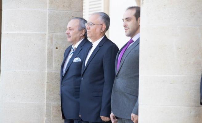 Rum Başkanlık Komiseri Fotis Fotiou'dan İran'a teşekkür