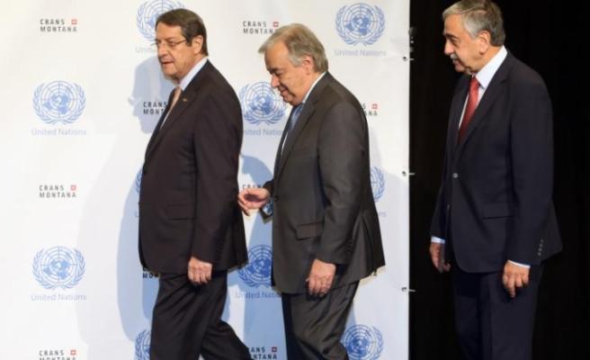 """Rum Sözcü: """"Anastasiades Guterres çerçevesinin değerlendirilmesi için çalışıyor"""""""