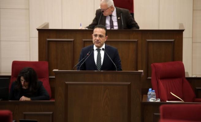 Şahali, protokolün olağanüstü koşullarda üreticinin hayatını idame ettirebilmesi için imzalandığını aktardı