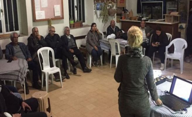 Tarım Dairesi eğitim çalışmalarına Vadili köyü ile devam edecek