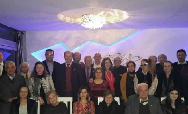 Tatar, Basın Konseyi dayanışma yemeğine katıldı