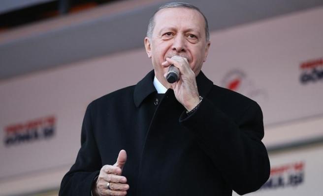 """TC Cumhurbaşkanı Erdoğan: """"Bedelli askerlik uygulamasını kalıcı hale getiriyoruz"""""""
