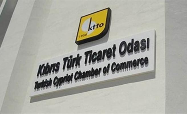 """Ticaret Odası heyeti  """"Kıbrıslı Dostlar"""" grubu ile görüştü"""