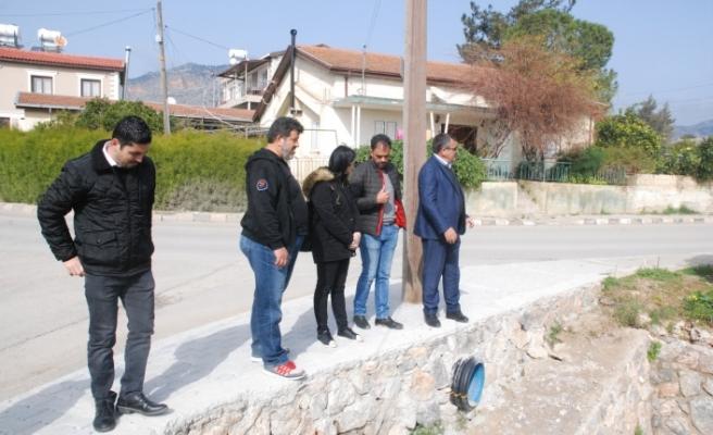 Toplanan yardım Dikmen Belediyesi aracılığıyla ihtiyaçlı aileye verildi