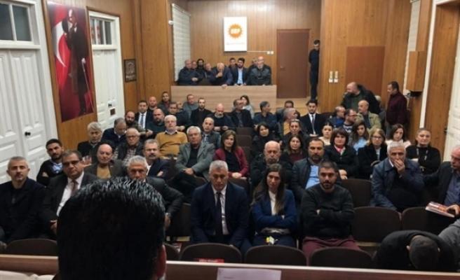 UBP Lefkoşa, genişletilmiş Yönetim Kurulu toplandı