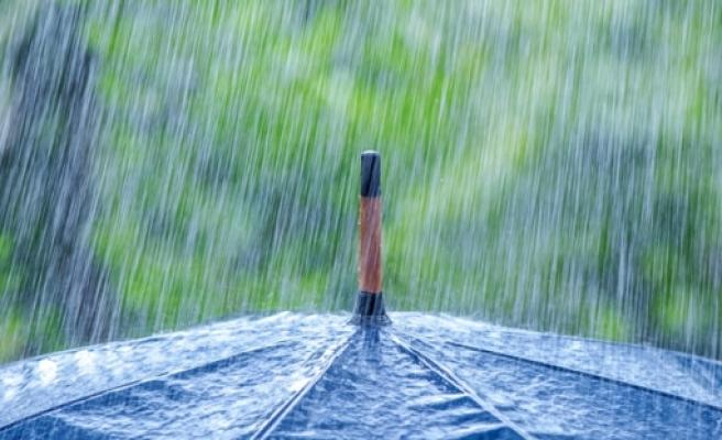 Yağış miktarları açıklandı