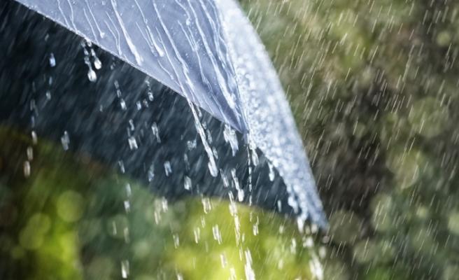 Yağışlı hava cumartesi gününe kadar devam edecek