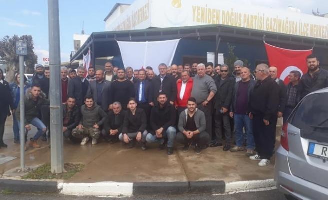 YDP'den Gazimağusa ve Karşıyaka'da etkinlik