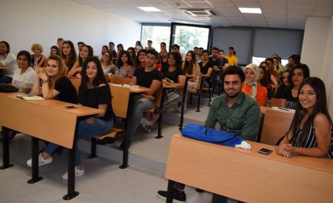 Yüksek lisans programına ilk kez öğrenci kabul etmeye başlayacak