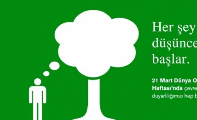 21 Mart Dünya Ormancılık Günü yarın kutlanacak