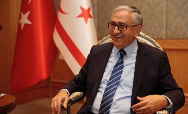 """Akıncı: """"Kıbrıs Türk halkının siyasi eşitliği esastır"""""""