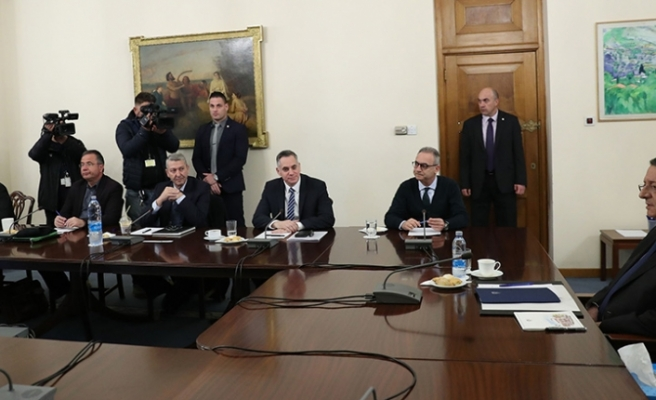 Anastasiadis, Ulusal Konseyi bilgilendirdi