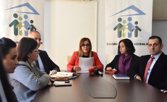 """""""Aralık'tan bu yana Toplumsal Cinsiyet Eşitliği Dairesi'ne 14 kişi başvurdu"""""""