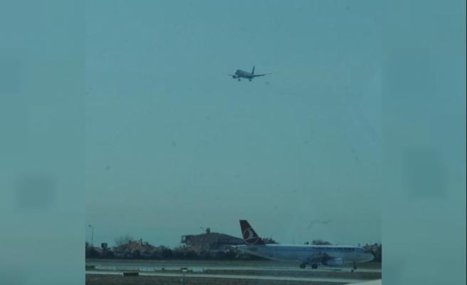 Atatürk Havalimanı'nda piste köpek girdi; 3 uçak inişi pas geçti