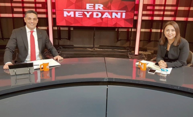 """Baybars, Kıbrıs Genç TV'de açıkladı: """"Tutuklama sadece kitap ile ilgili değil, terör örgütü propagandası var"""""""