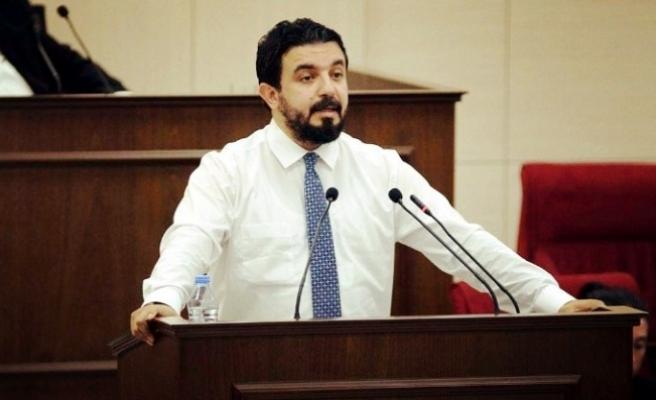 """Zaroğlu: """"Bu proje akıllara birçok soru işaretlerini de beraberin de getirmektedir"""""""