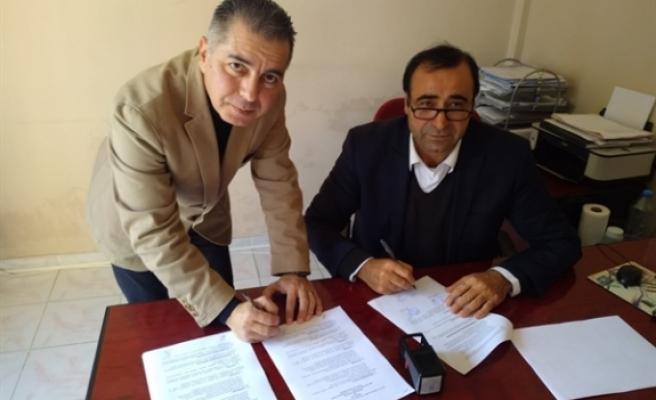 Büro-İş, İnönü Belediyesi'nde Toplu İş Sözleşmesi imzaladığını açıkladı