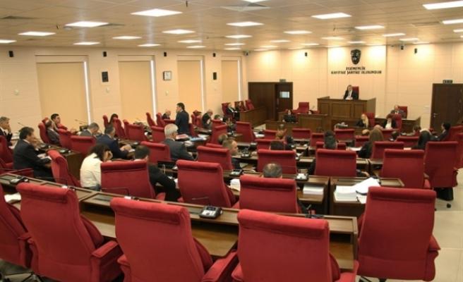 Cumhuriyet Meclisi Genel Kurulu, Meclis Başkanı Teberrüken Uluçay başkanlığında toplandı