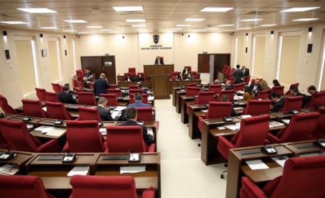 Cumhuriyet Meclisi Genel Kurulu  Uluçay başkanlığında toplandı
