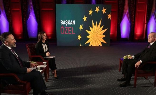 """Erdoğan: """"S-400 konusunda geri dönüşümüz asla olamaz"""""""