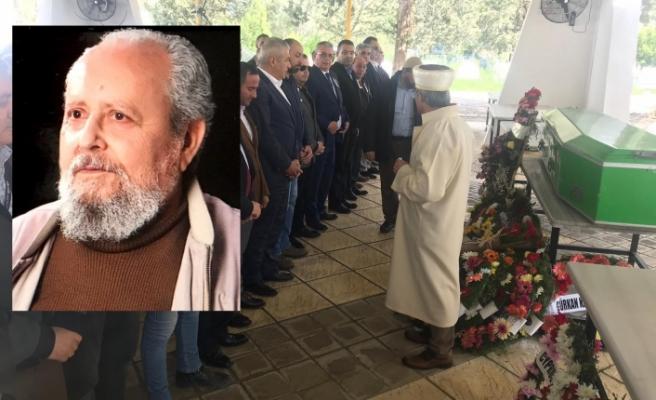 Erenköy Mücahidi Mustafa Olgun Ertuğrul, son yolculuğuna uğurlandı