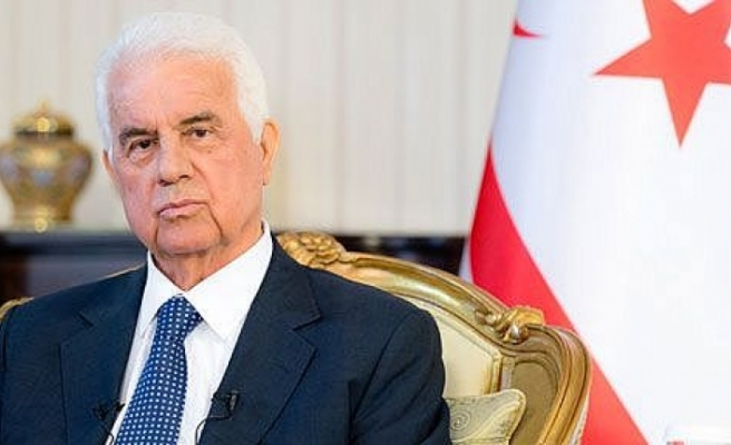 Eroğlu, eski Başbakan Küçük için taziye mesajı yayımladı