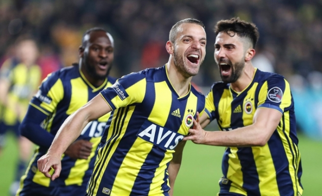 Fenerbahçe'den zorlu 3 puan