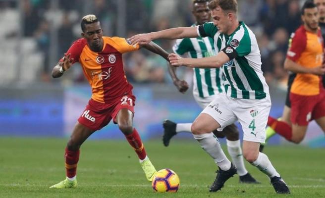 Galatasaray'dan geri dönüş ve 3 puan