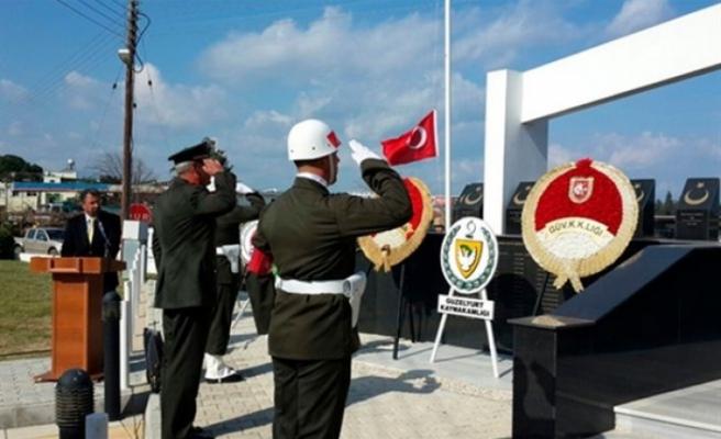 Gaziveren ve Çamlıköy Direnişi'nin 55'nci yıldönümü