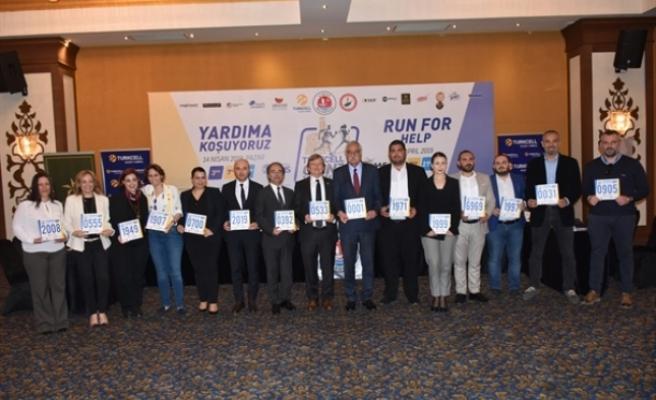Girne yarı maratonu 14 Nisan'da