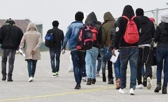 Güney'de sığınma taleplerinde artış