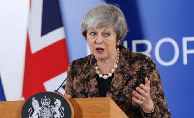 İngiltere Başbakanı May'den parlamentoya Brexit suçlaması