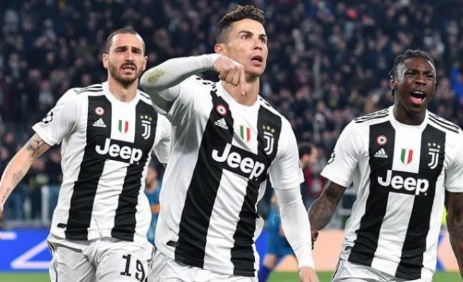 Juventus 3 - 0 Atletico Madrid... Maçın özeti