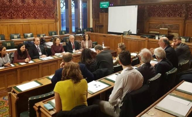 Kayıp Şahıslar Komitesi'nden Londra'da temaslar
