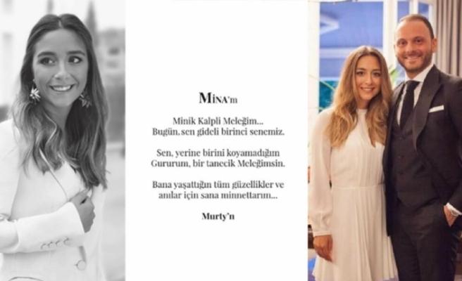 Kazanın 1'inci yılında Mina Başaran'ın nişanlısı Murat Gezer'den duygusal ilan