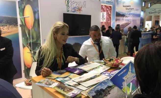 KKTC, MITT Moskova Turizm Fuarı'nda temsil ediliyor